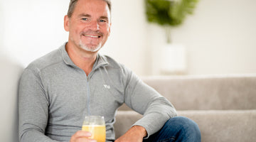 Steve Bennett's Healthy Morning Routine