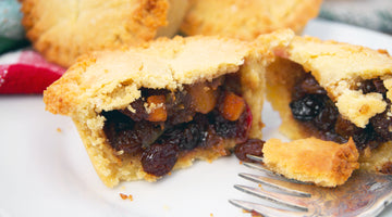 Healthy Sugar Free Mince Pie Recipe
