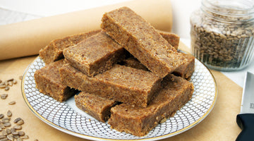 Natural Sugar-Free Protein Bar Recipe