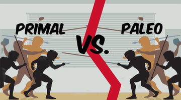 Paleo vs. Primal - what's the difference?