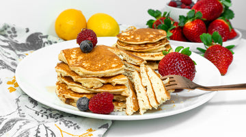 The Ultimate Primal Pancakes  - Low Carb & Sugar Free