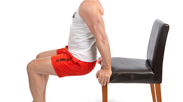 Bench Or Bed Dips