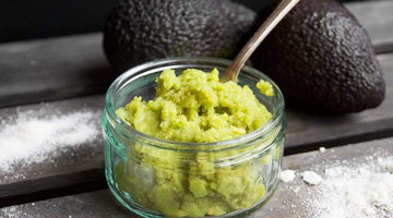Avocado And Coconut Moisturising Face Mask