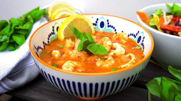 Healthy Fish Bowl Chowder