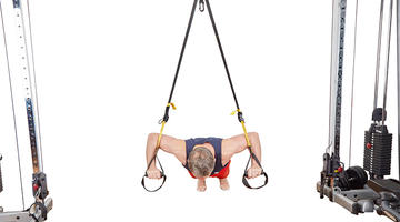 Suspension Press Up