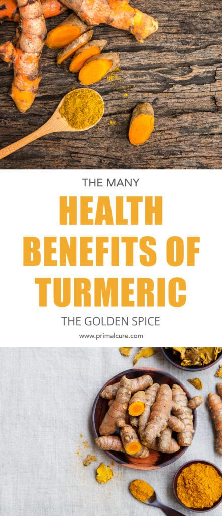Turmeric, also known as the golden spice, contains some amazing health benefits for our body. It's certainly a spice you should be cooking with and even baking with! Learn out more by clicking the link.