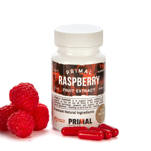 Primal Supplements Raspberry Extract