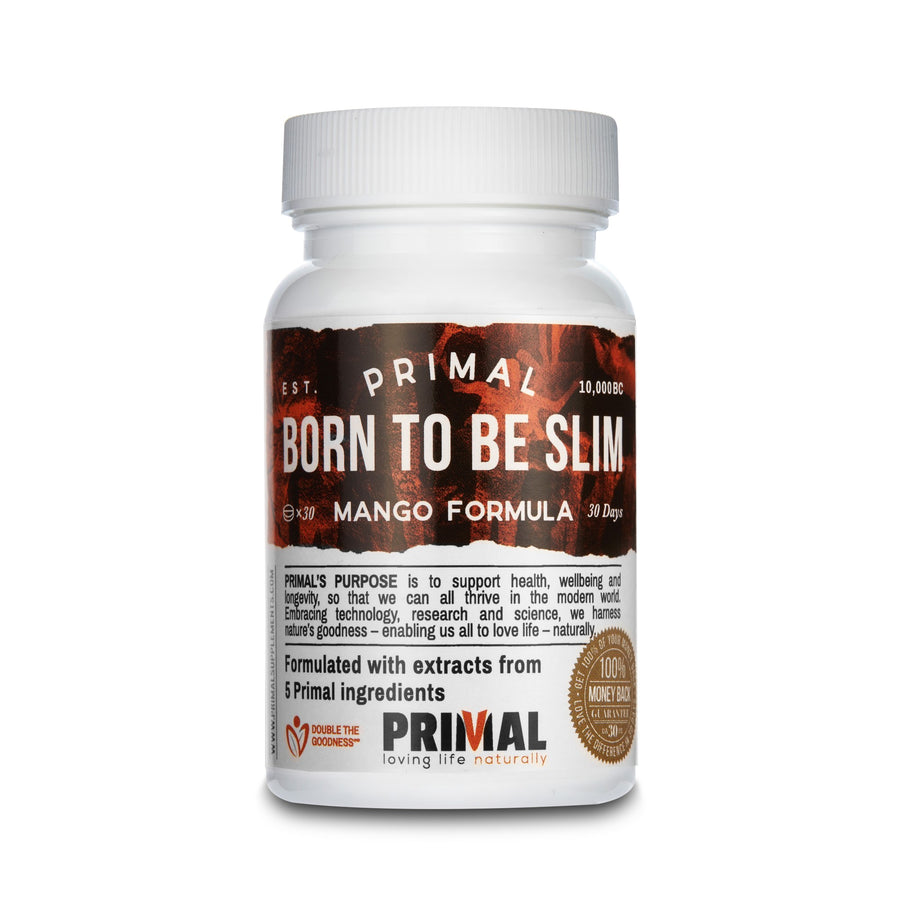 Primal Supplements Born To Be Slim (mango)