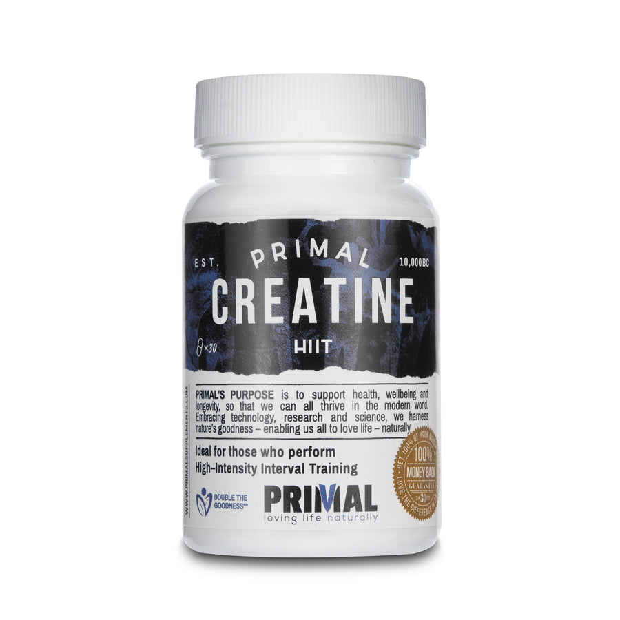 Primal Supplements Creatine Hiit