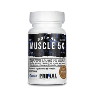 Primal Supplements Muscle 5x