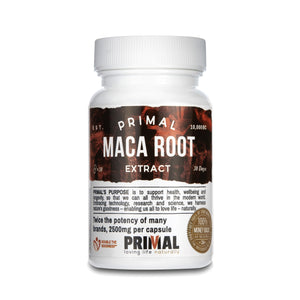 Primal Supplements Maca Root Extract