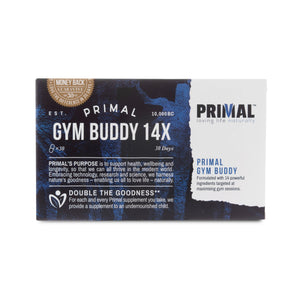 Gym Buddy 14x