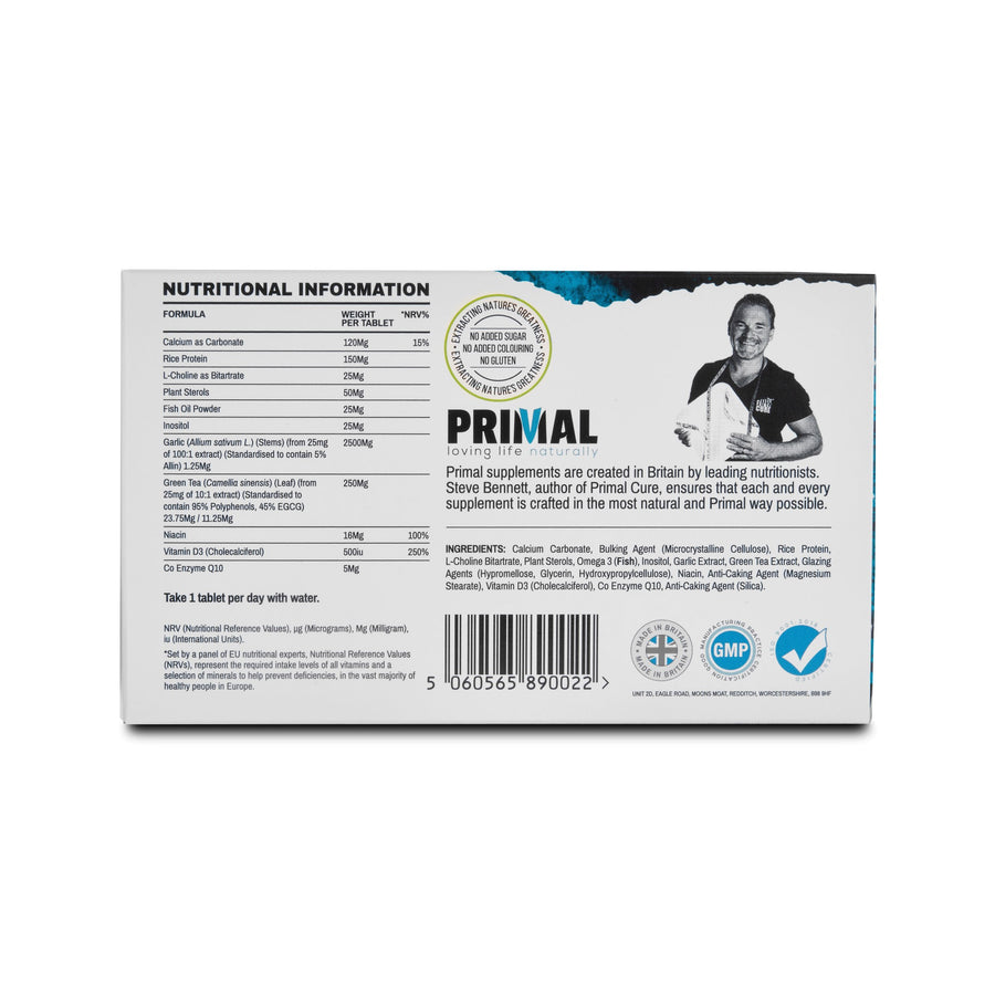 Primal Supplements Cholesterol (advanced Primal Formula)