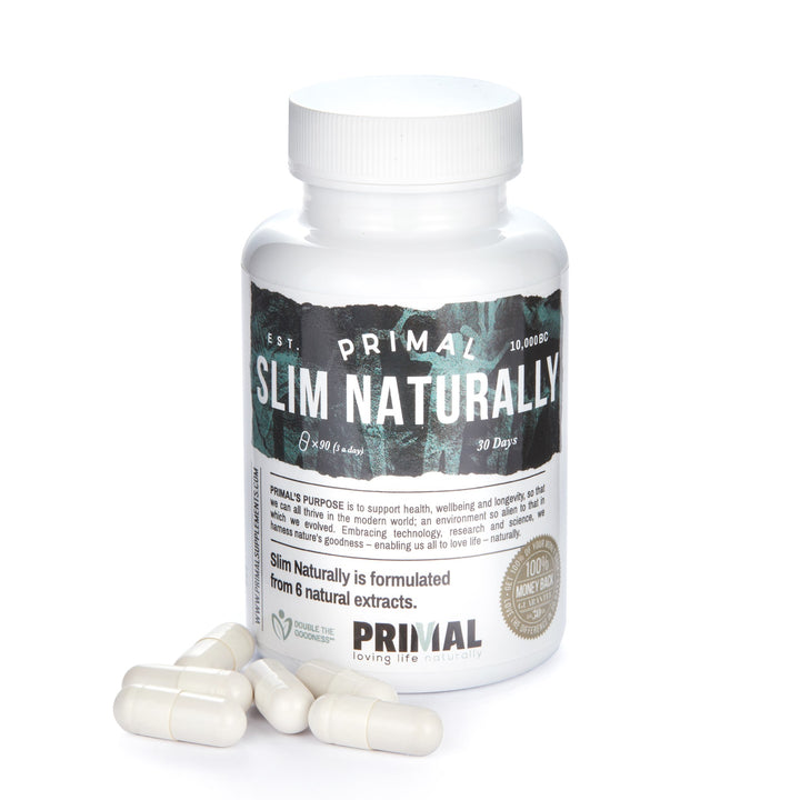 Primal Supplements Slim Naturally