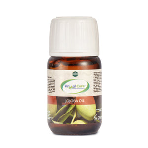 Cold-Pressed Jojoba Oil 20ml