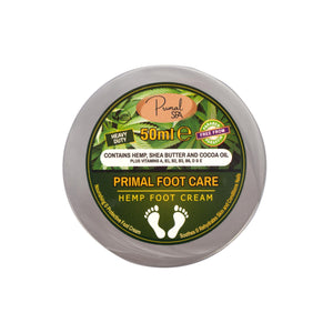 Primal Foot Care Cream