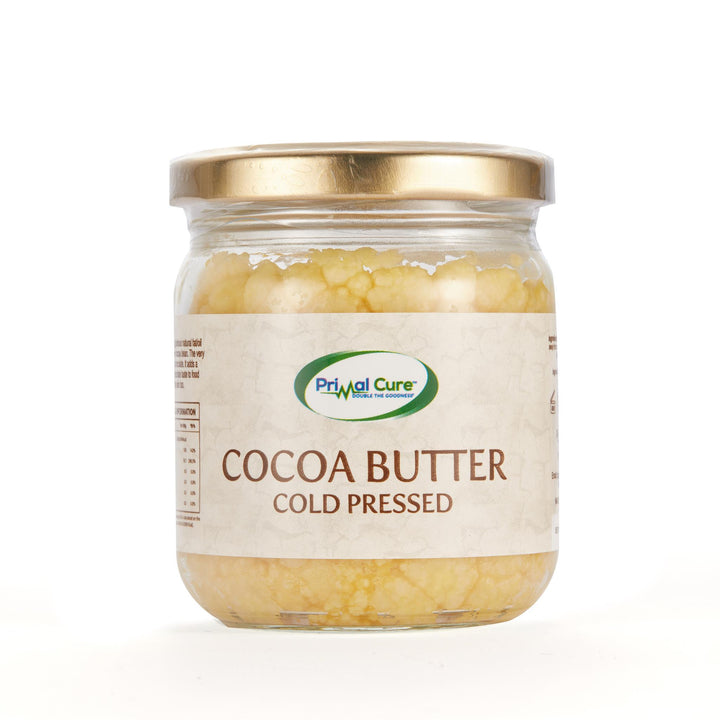Cold Pressed Virgin Cocoa Butter 150g