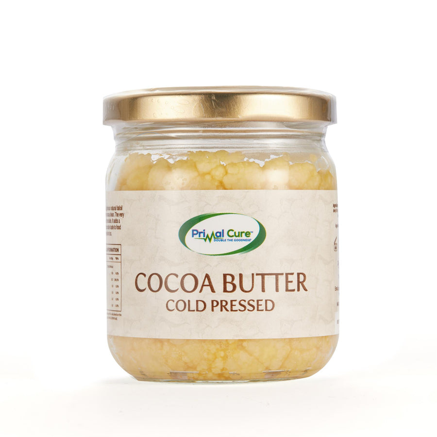 Cocoa Butter Cold Pressed