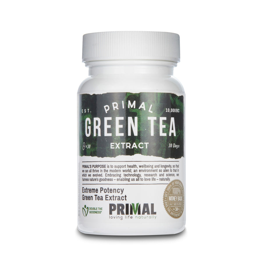 Primal Supplements Green Tea Extract