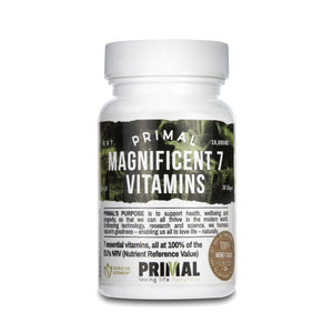 Primal Supplements Magnificent Seven By Primal