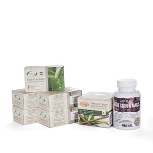 Primal Health Hamper: Keep Calm With Aloe Vera