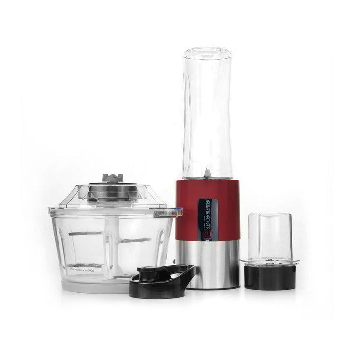 Slender Blender Pro Plus - Red