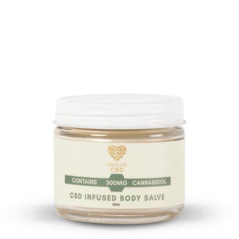 Prolife CBD Infused Body Salve 50ml