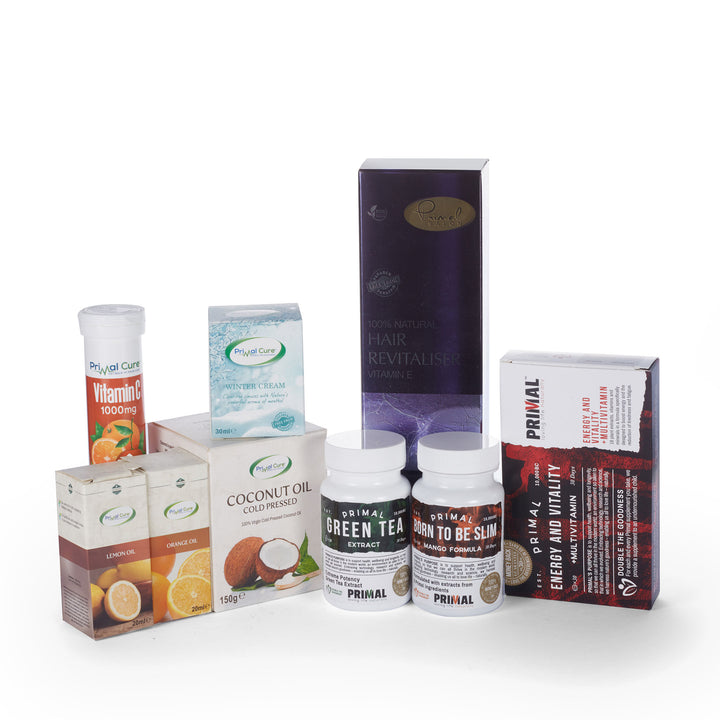 Primal Health Hamper: The Energiser
