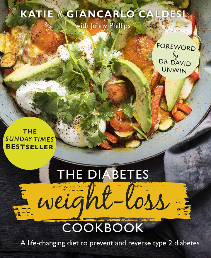 The Diabetes Weight-loss Cookbook Signed Edition