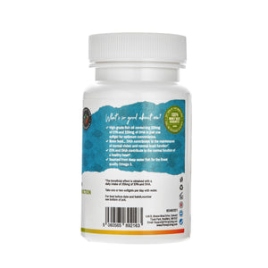 Omega 3 Premium Fish Oil Soft Gel Tablet