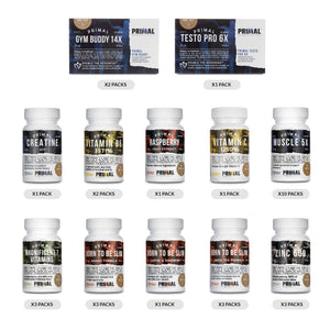 Personal Trainer Supplement Bundle