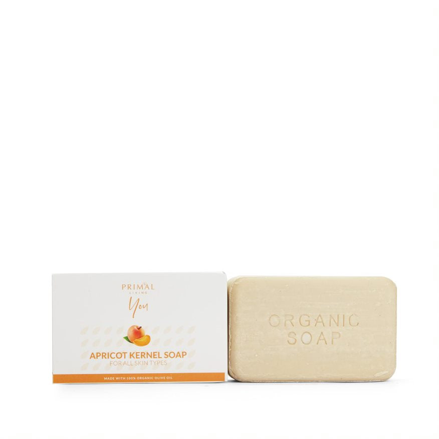 Organic Apricot Kernel Seed Oil Soap 125g