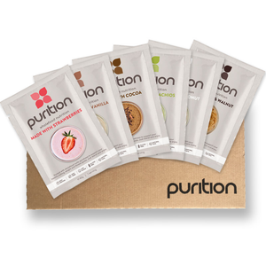 Purition Sample Box (Assorted Flavours)