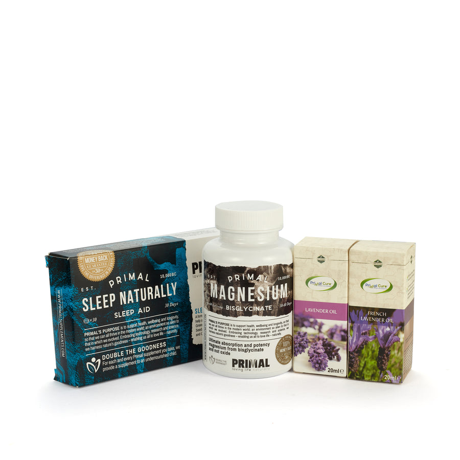 Primal Health Hamper: Sleep Naturally