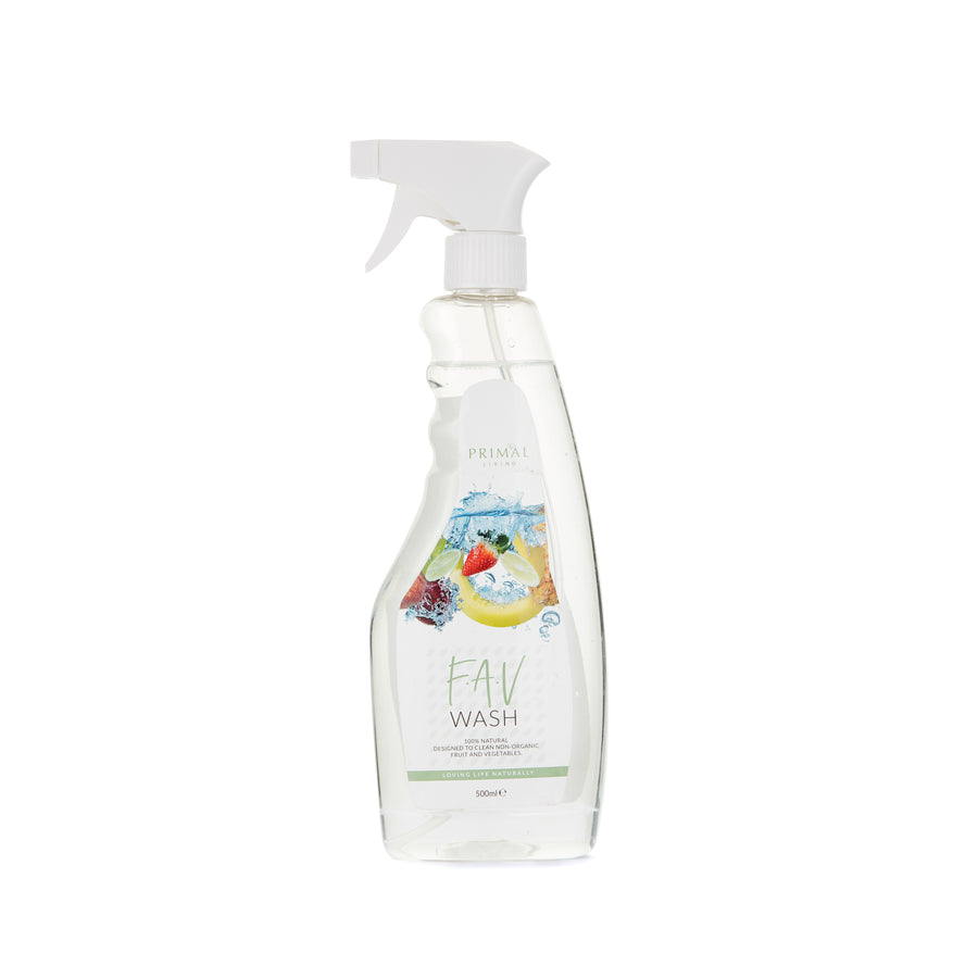 FAV Wash - Fruit and Veg Wash 500ml