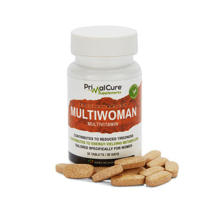 Multiwoman Multivitamin Supplement (18-60)