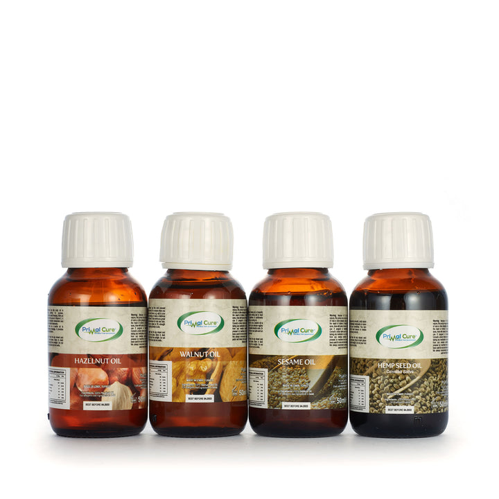 Edible Oils Collection