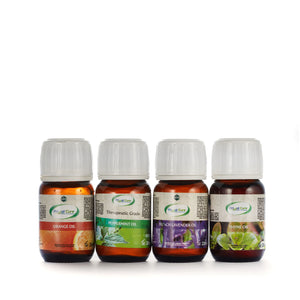 Essential Oils Cleansing Range