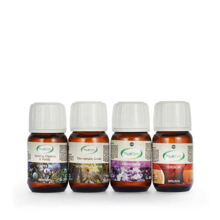 Essential Oils Revival Range