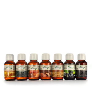 Herbal Oils Collection