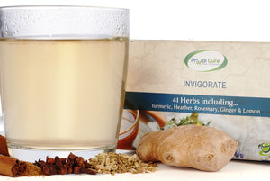 Invigorate Herbal Tea (20 Bags)