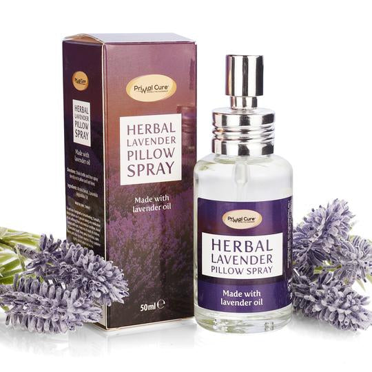 Herbal Lavender Sleep Aid Pillow Spray - 50ml