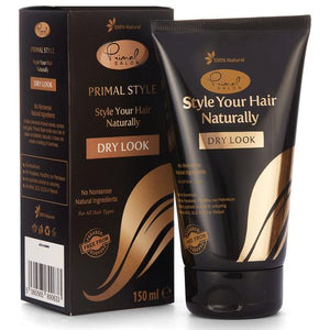 100% Natural Hair Styling Gel (150ml)