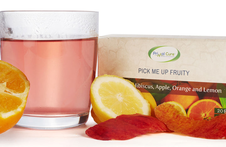 Pick Me Up Fruity Herbal Tea (20 Bags)