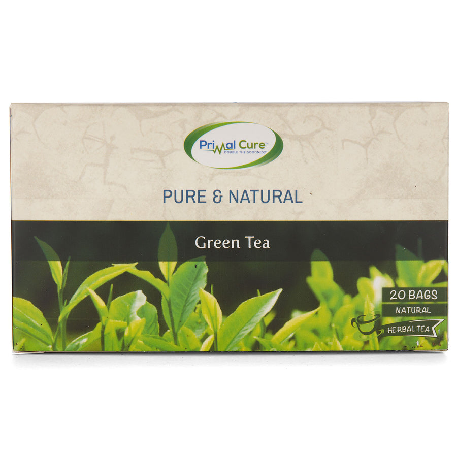 Green Tea - Natural Herbal Tea (20 Bags)