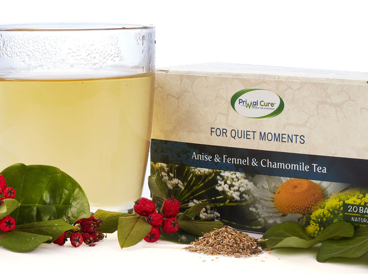 Quiet Moments Calming Herbal Tea (20 Bags)