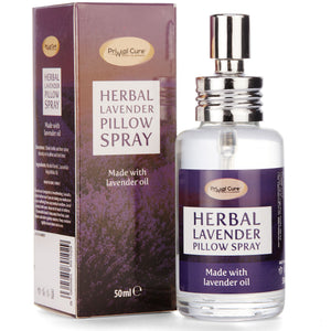 Primal Sleep - Lavender Herbal Pillow Spray