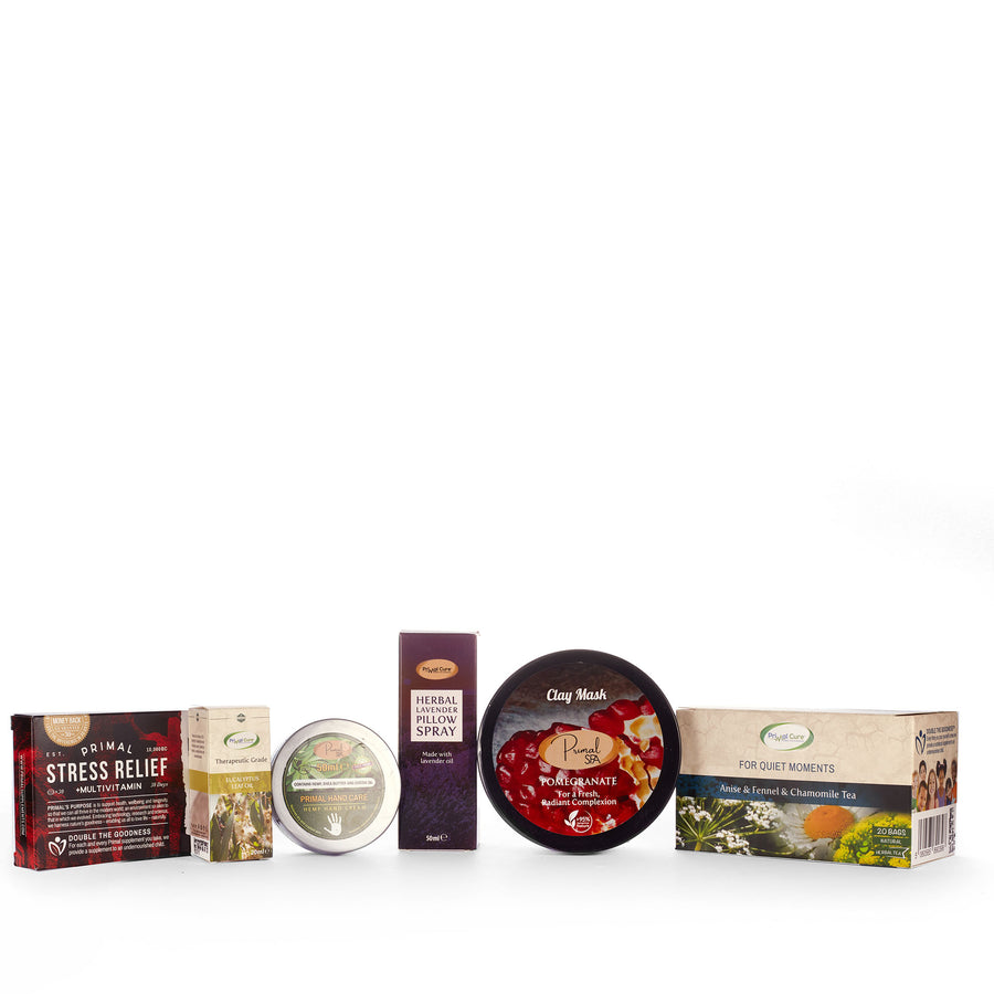 The Rest & Relax Hamper