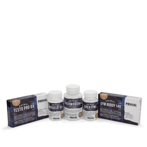 Muscle Builder Bundle