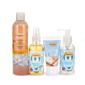 Natural Baby Care Set